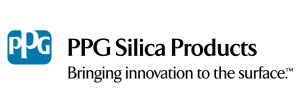 PPG Silica Products logo