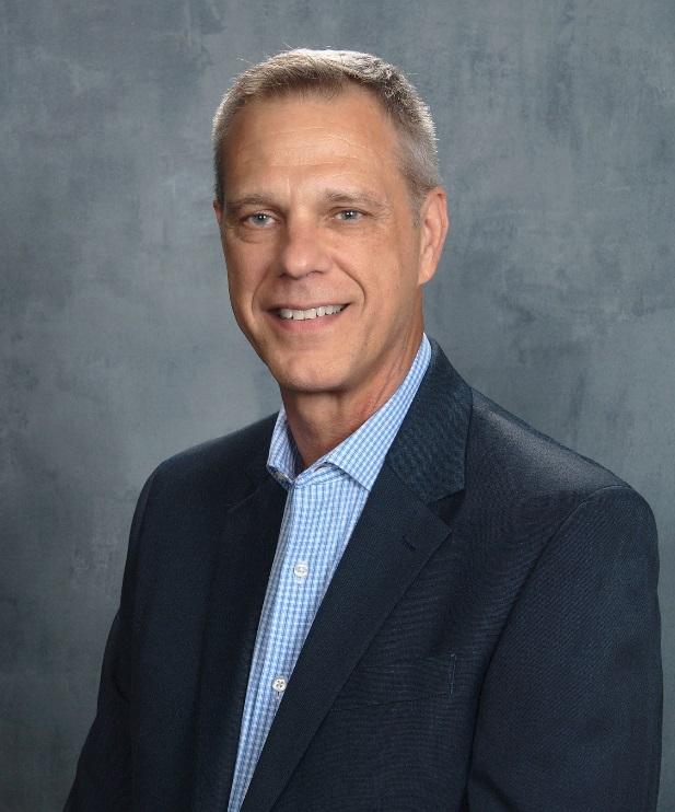 Dar-Tech salesman Tom Van Kuren
