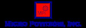 Micro Powders logo