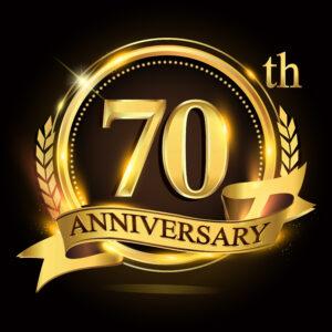 dar-tech 70th anniversary