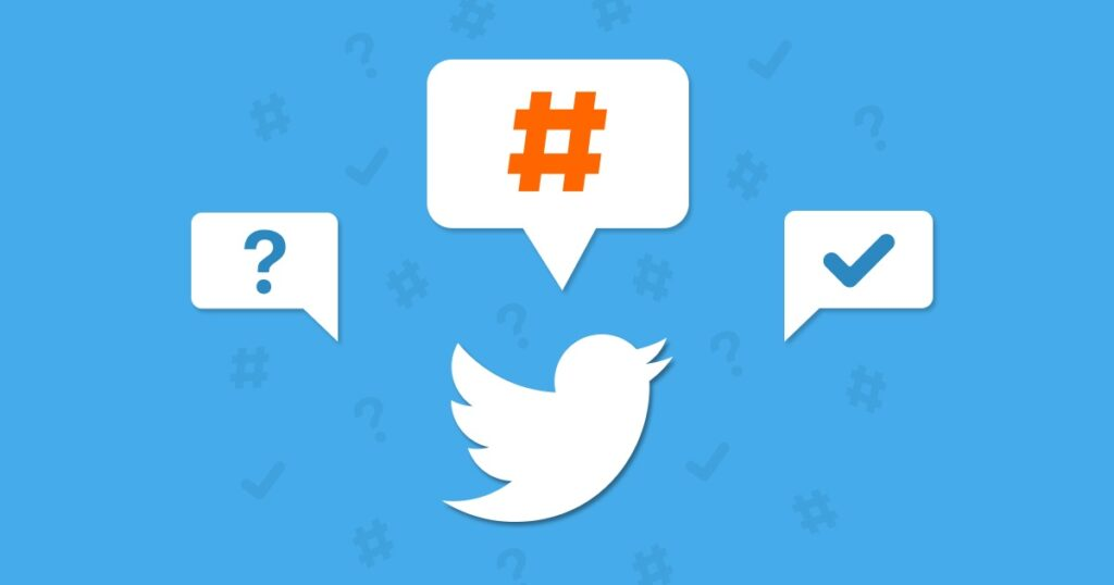 Twitter chat banner